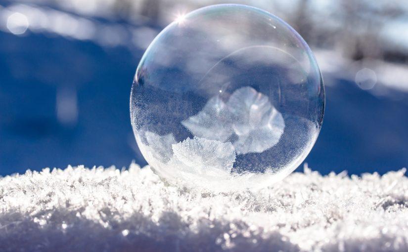 L'hiver arrive….
